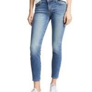 Current Elliott Stiletto Skinny Ankle Jeans 27 NWT